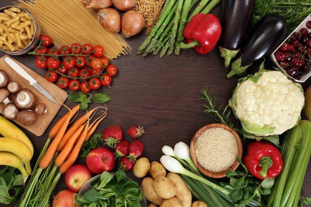 Пирамида питания: баланс, умеренность и разнообразие