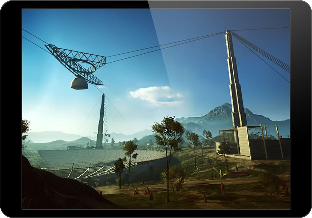 Battlefield 4 запустили на iOS