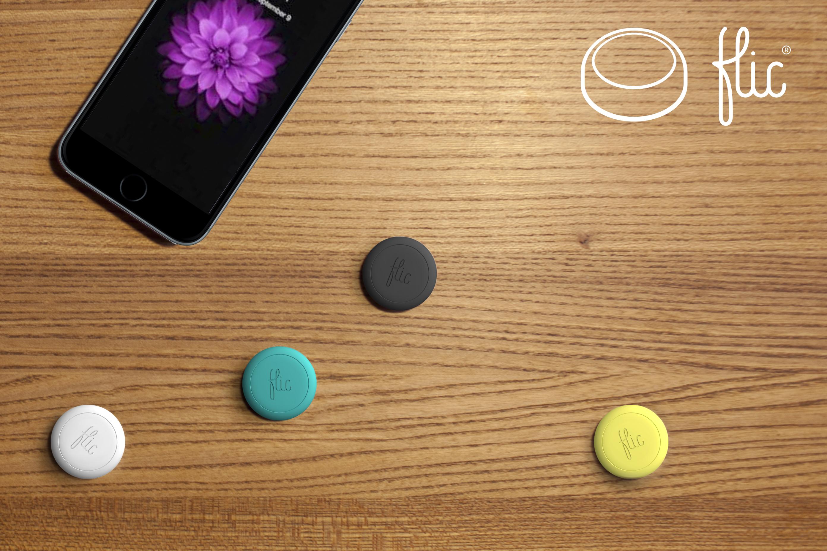 Flic —функциональная кнопка для iPhone, которая может практически всё