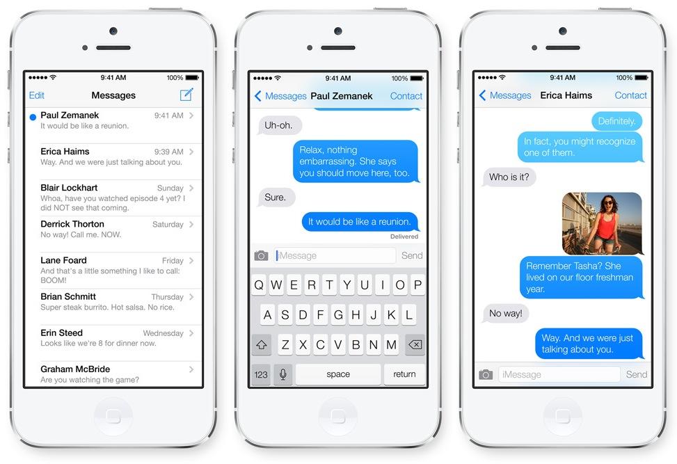 Apple увеличила пробел в клавиатуре на iOS 8.3
