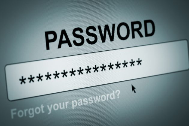 смена паролей