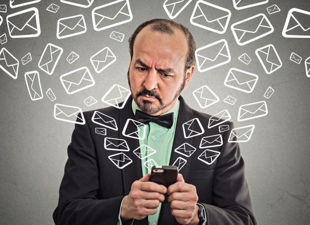 Как избавиться от надоедливого SMS-спама