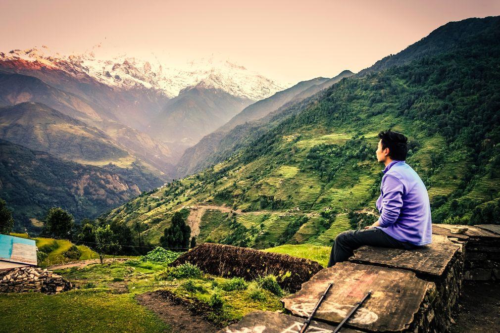 7 уроков от человека, достигшего вершины Гималаев