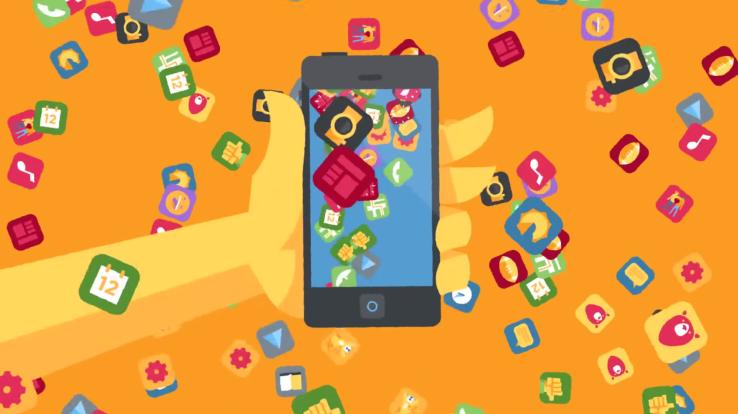iOS-приложения используются в 2 раза интенсивнее, чем на Android