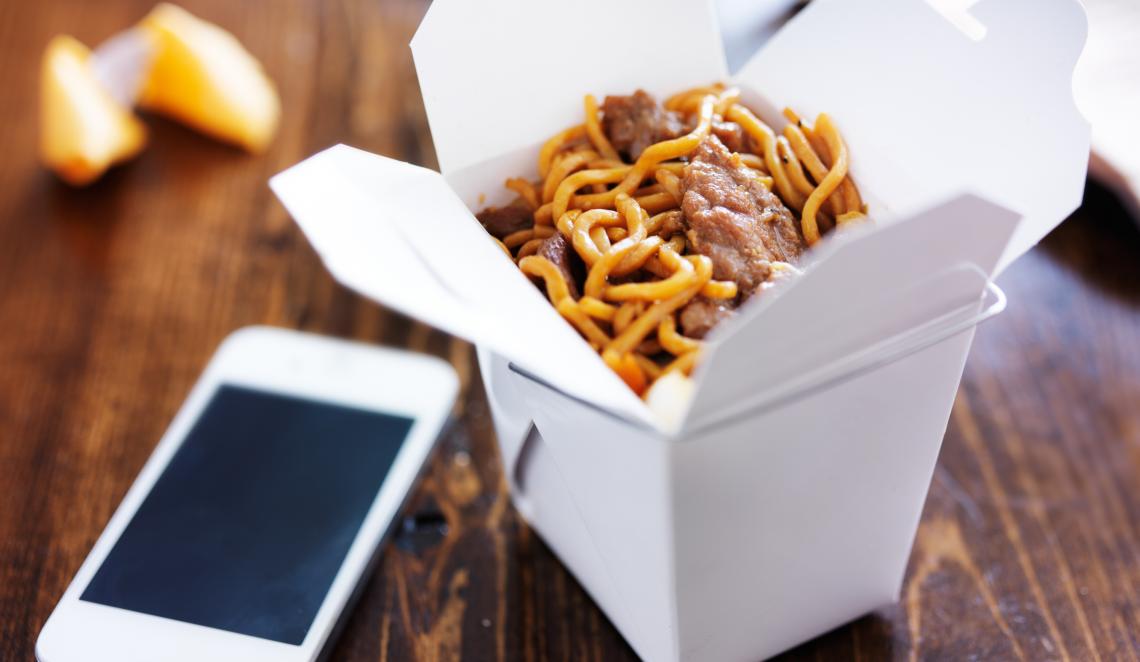 Delivery Club: как в одном приложении заказывать еду из разных ресторанов