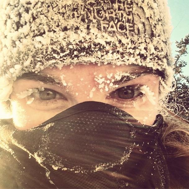 Зимний беговой Instagram: фото, которые доказывают, что бегать зимой ещё интереснее, чем летом