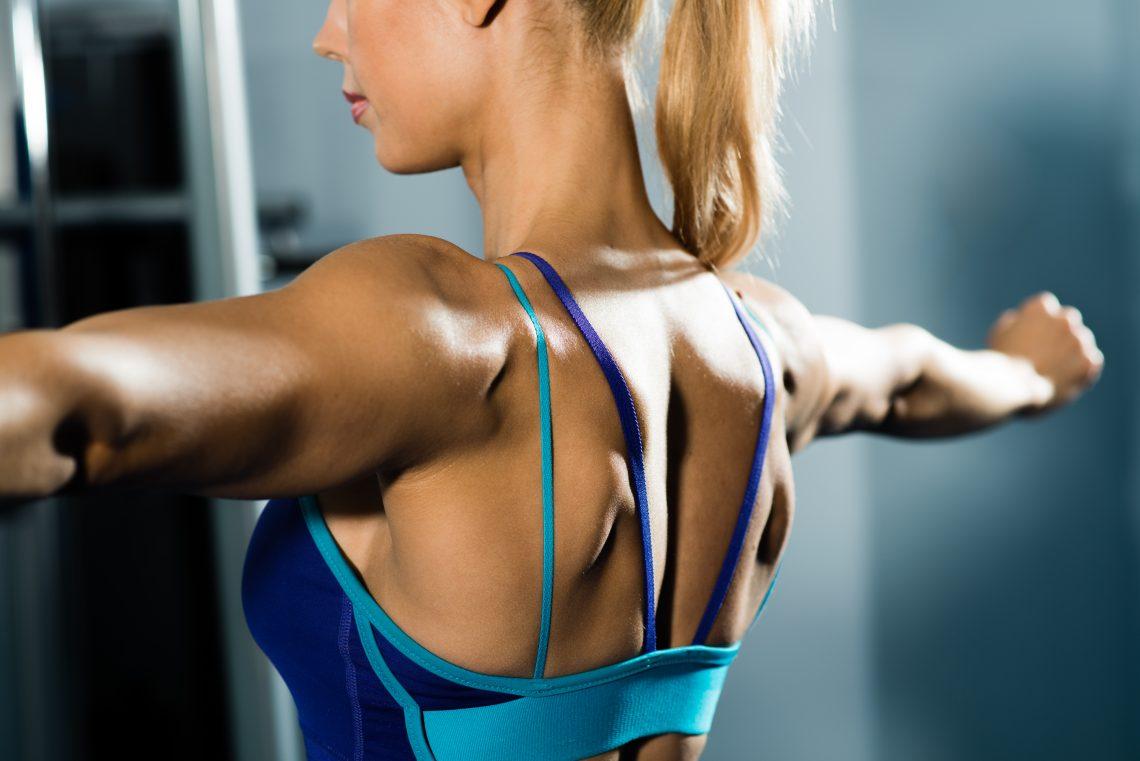 Силовые тренировки для бегунов: укрепляем спину