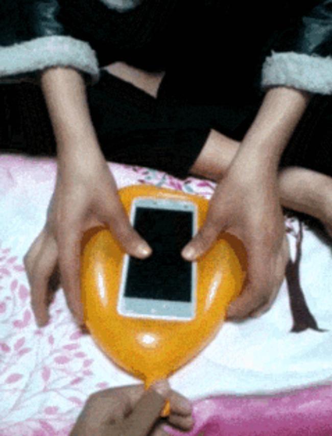 Бампер для телефон своими руками