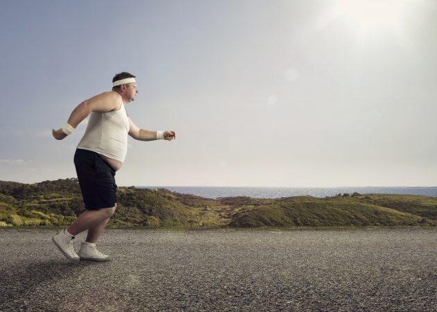 Интересные факты: куда девается жир, который мы сжигаем во время бега