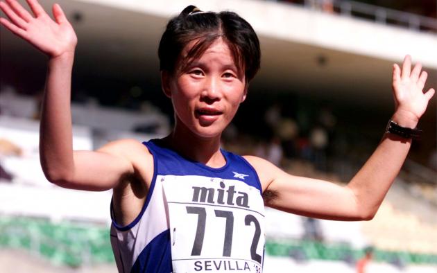 ВИДЕО: «Бегом до самых небес» — биографический фильм о спортсменке Чон Сон Ок из Северной Кореи