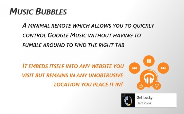 Music Bubbles кнопки