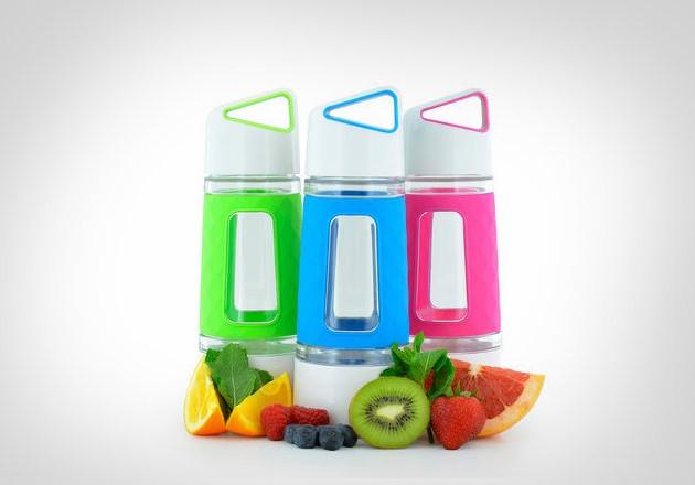 Бутылка для фруктовой воды и холодного чая