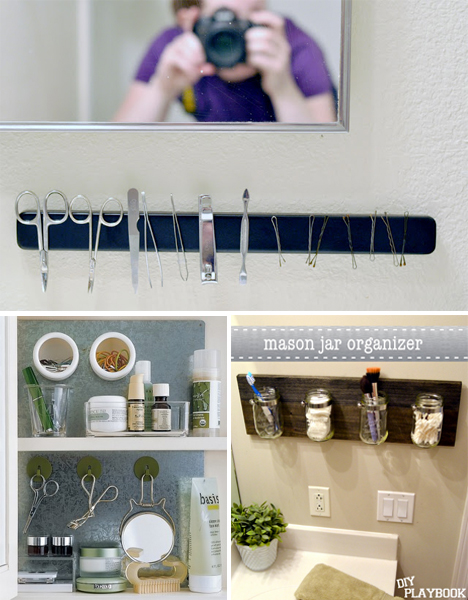 Perfect  Design  15 Intelligent Life Hacks For Rest Room Storage And Group