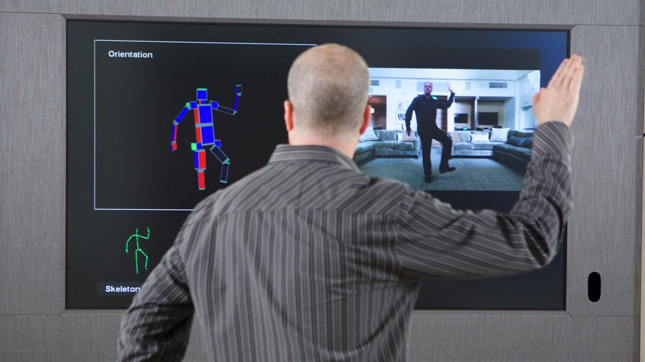 Apple запатентовала устройство похожее на Kinect