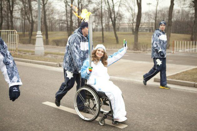 Люди с инвалидностью: Дарья Кузнецова, фотограф и общественный деятель