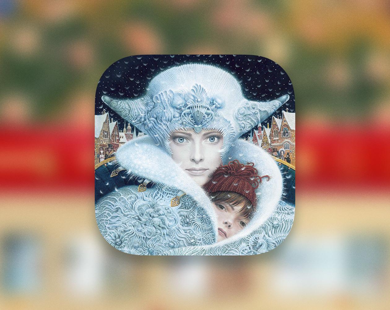 Снежная Королева: волшебная iOS-сказка для детей и взрослых