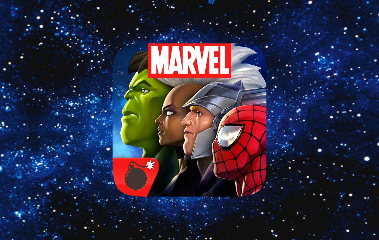 Битва Чемпионов от Marvel для iOS. Все новое — хорошо забытое старое?