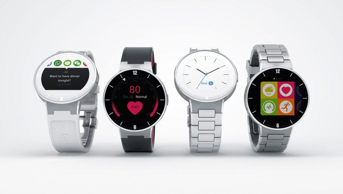 Alcatel OneTouch Watch — долгоиграющие смарт-часы с флагманскими возможностями и демократичной ценой