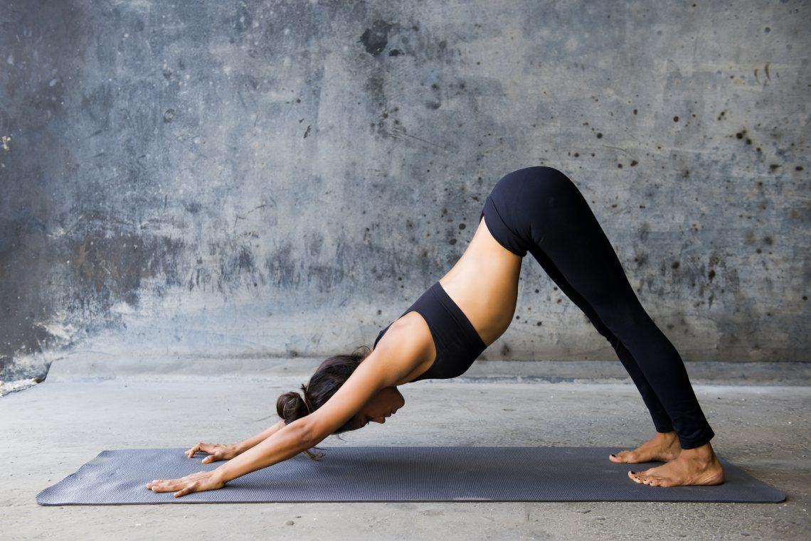 Йога для бегунов: перевёрнутые (инверсионные) позы