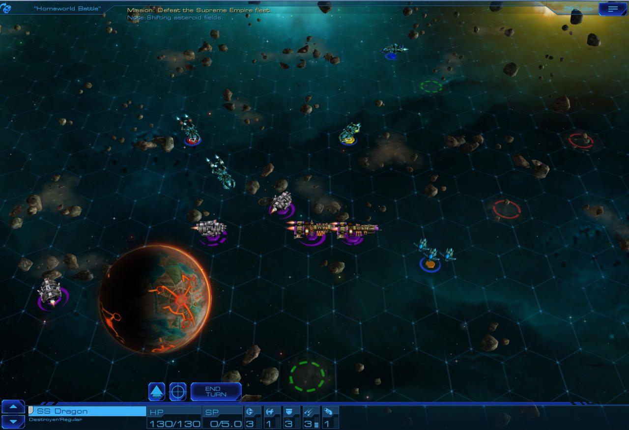 На iPad выйдет космическая стратегия Sid Meier's Starships