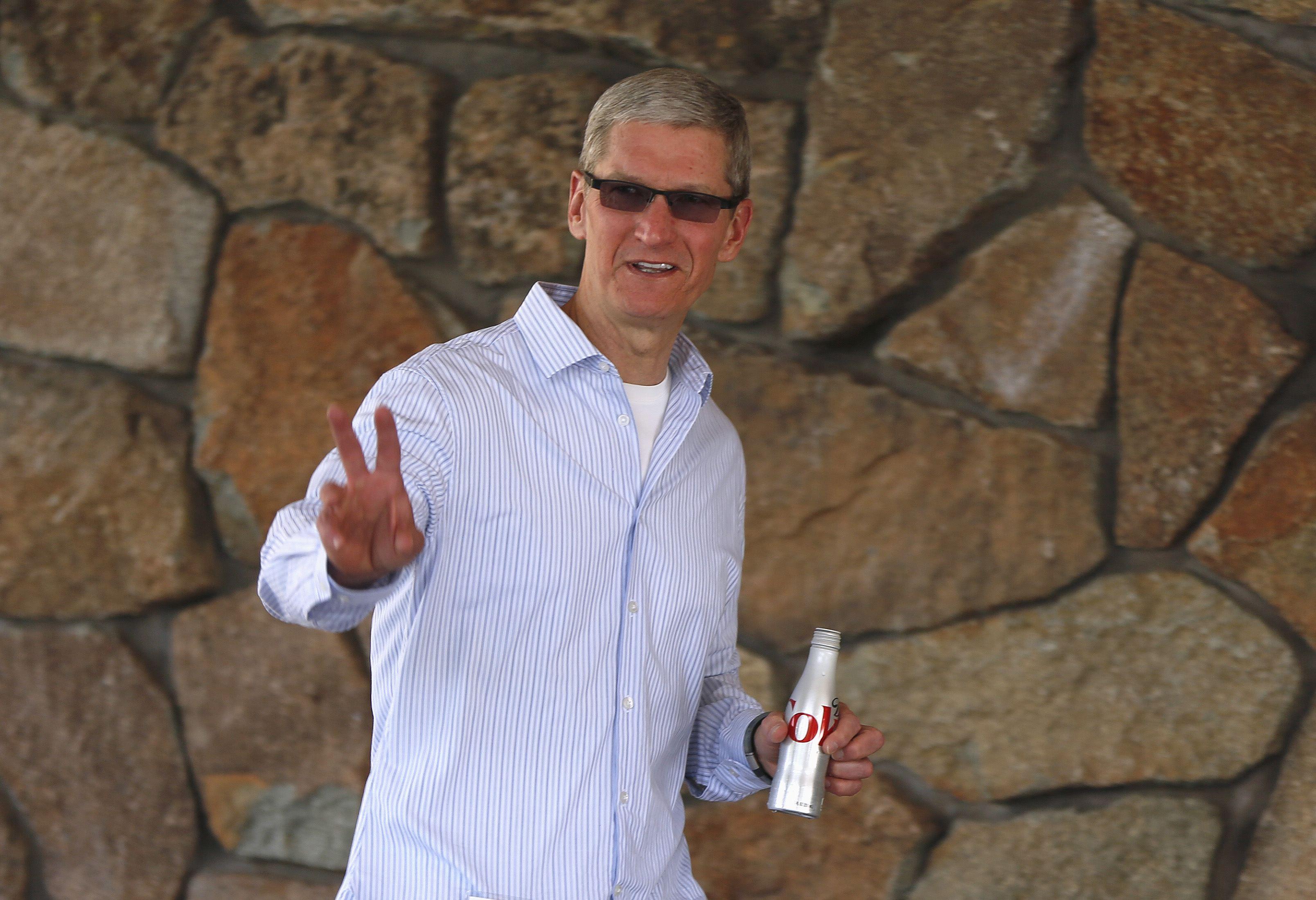 Все, что нужно знать о вчерашнем финансовом отчете Apple