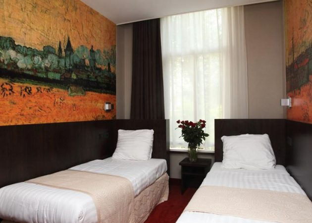 Van Gogh Hostel 2
