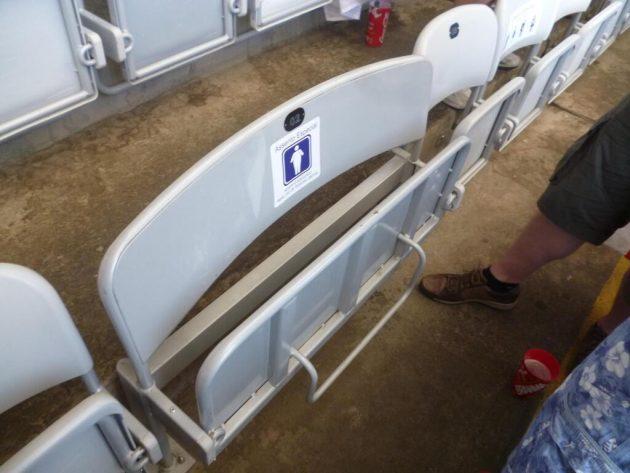 Специальные сидения для толстых людей