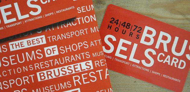 City Card: Брюссель