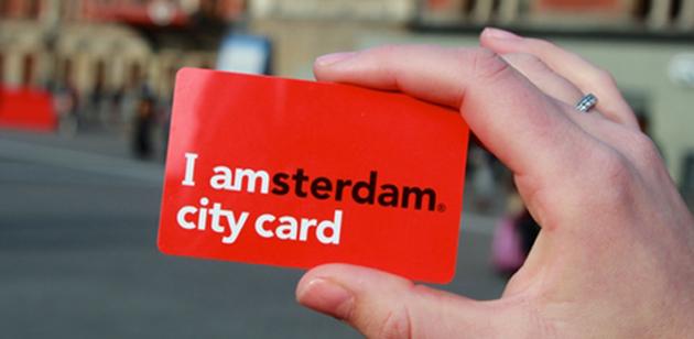 City Card: Амстердам