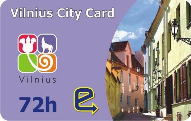 City Card: Вильнюс