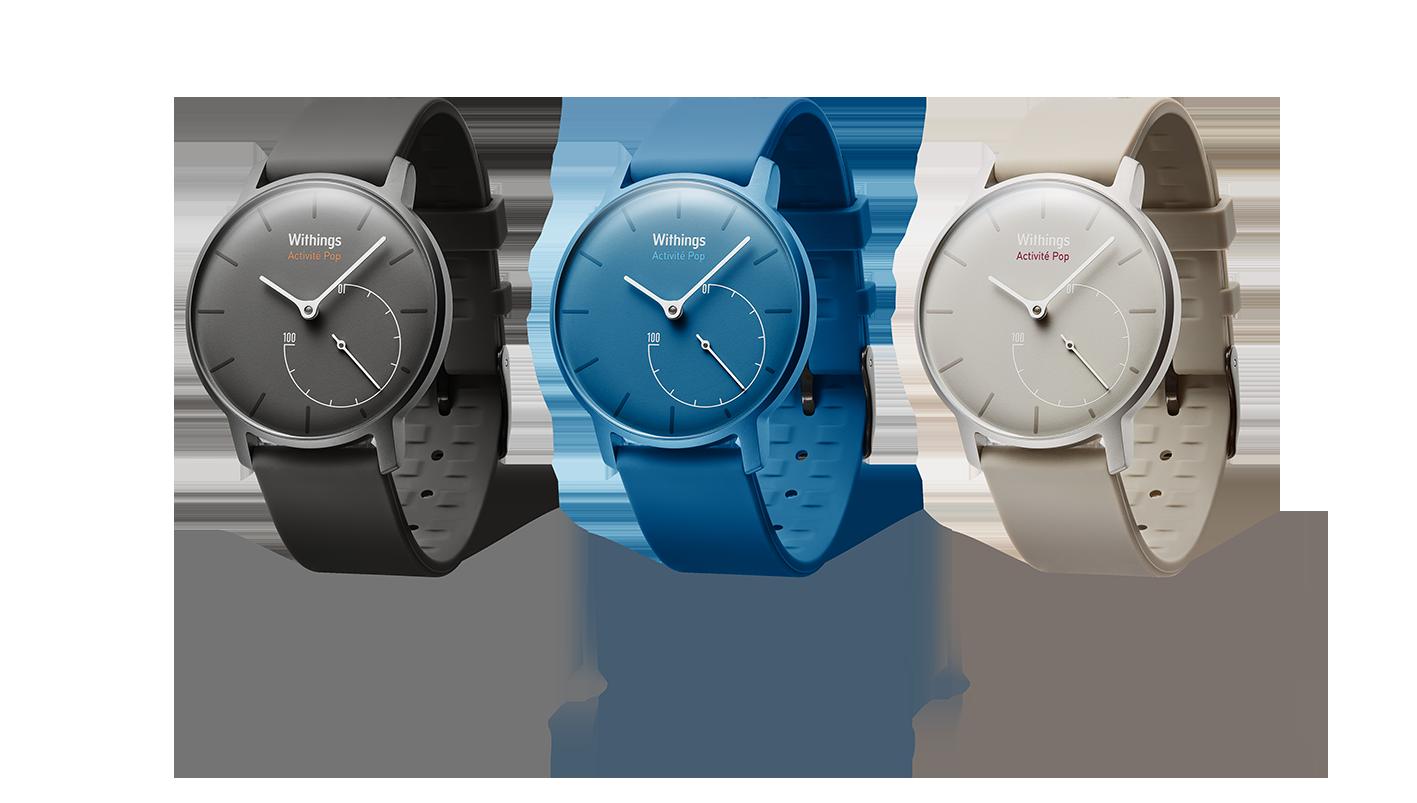 Withings Activité Pop —часы, которые вы захотите. И которые вы сможете себе позволить