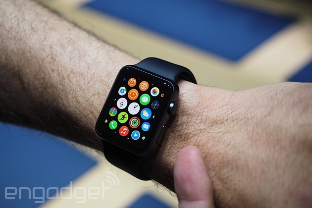 Apple Watch будут работать 3 часа от одной зарядки