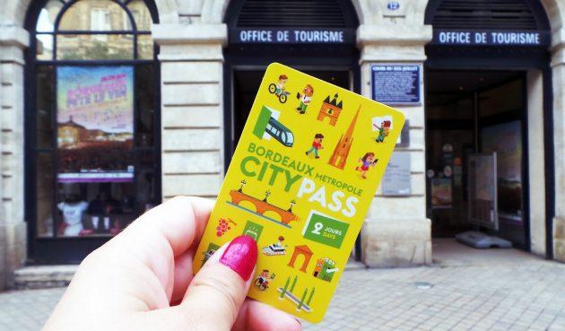 City Card: Бордо