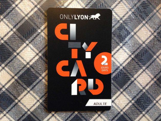 City Card: Лион