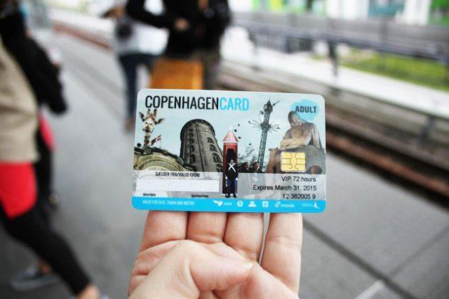 City Card: Копенгаген