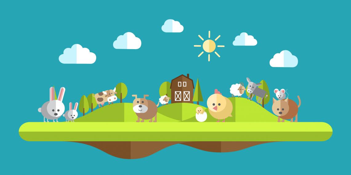 ВИДЕО: Как правильно выражать ласку к животным
