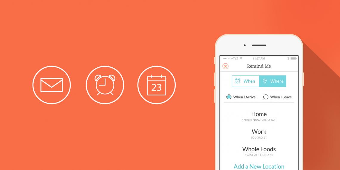 Handle для iOS —почта, напоминания и календарь в одном приложении