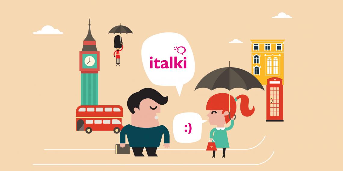 Как найти хорошего учителя иностранного языка: italki