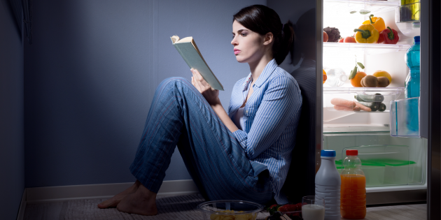 книги о здоровом питании читать
