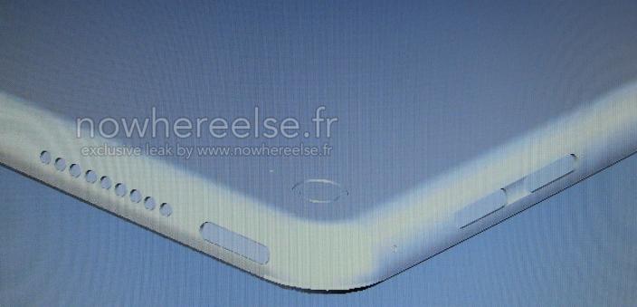 В Сеть слили производственный макет iPad Pro