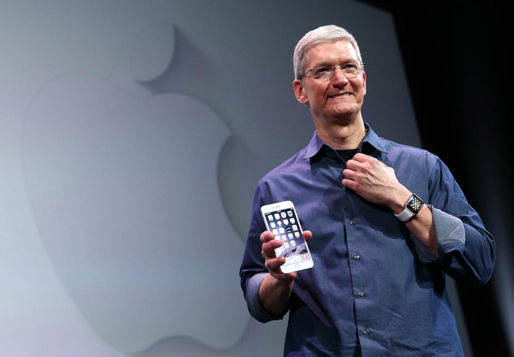 На Apple подали в суд за малое количество свободного места в iOS