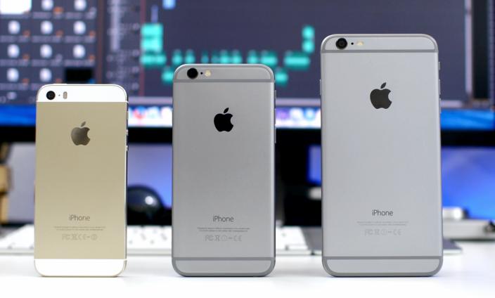 В этом году Apple представит три модели iPhone