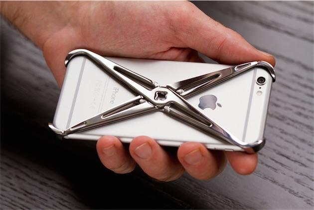 eXo: Бампер на iPhone для настоящего Железного человека