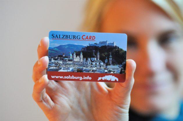 City Card: Зальцбург