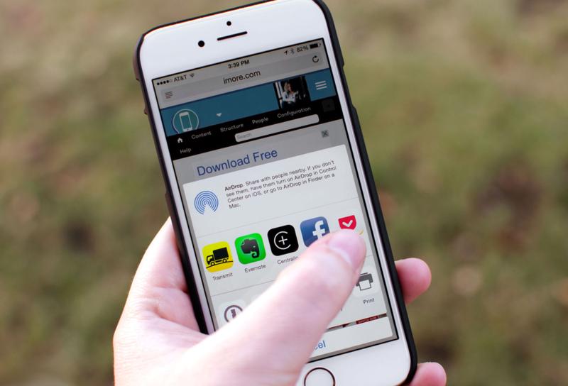 5 лучших расширений приложений для iOS 8