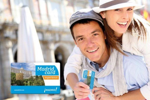 City Card: Мадрид