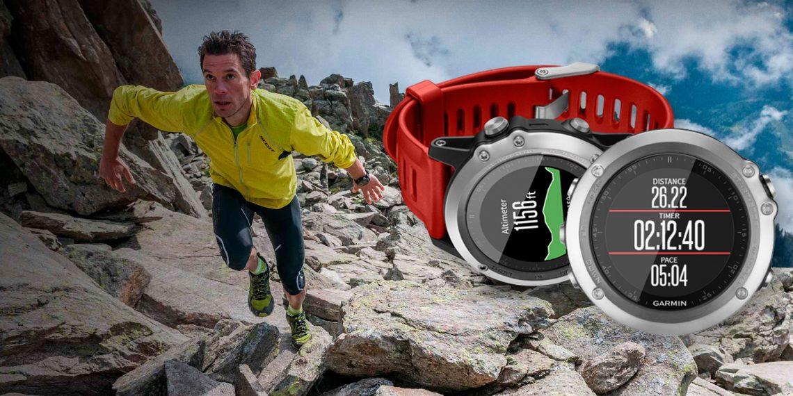Garmin представила Fēnix 3 — самые функциональные часы для мультиспорта