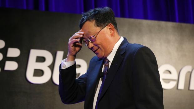 Глава BlackBerry предложил обязать разрабатывать приложения для непопулярных платформ