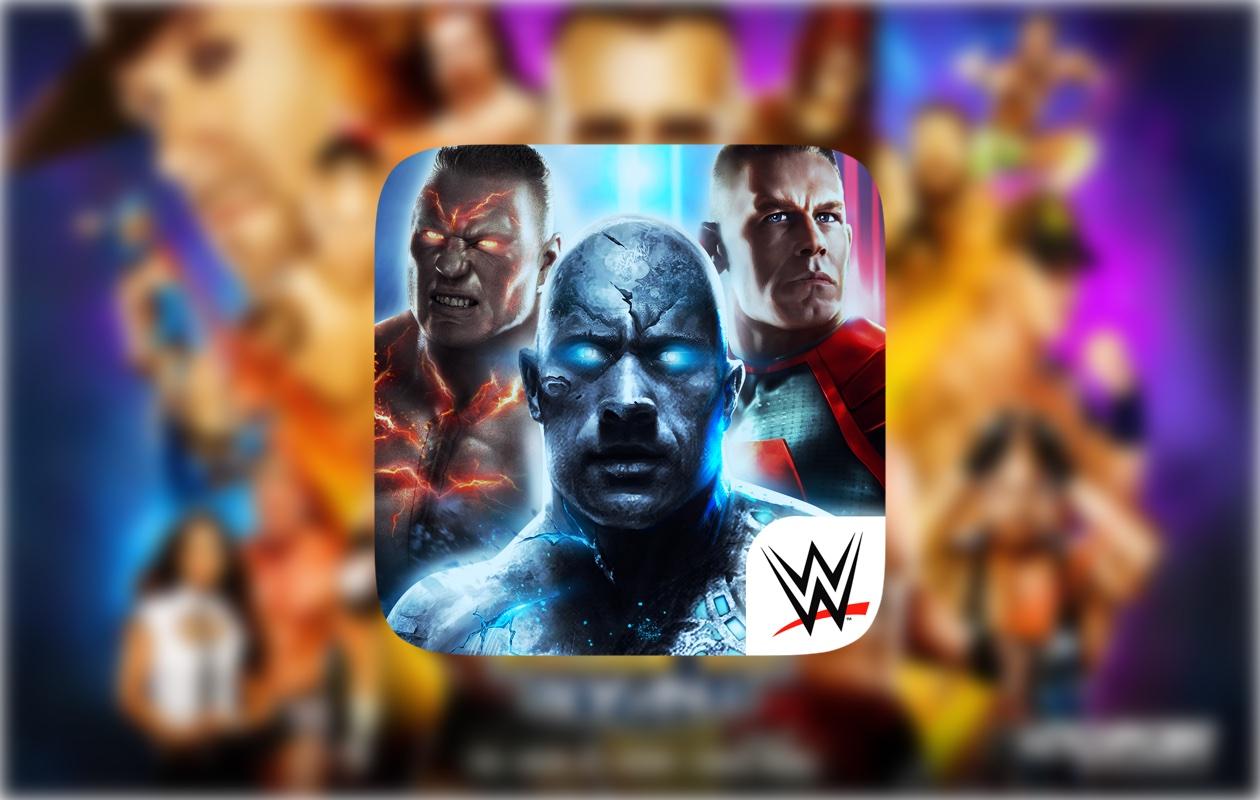 WWE: Immortals – Новый файтинг с бойцами всемирной федерации реслинга