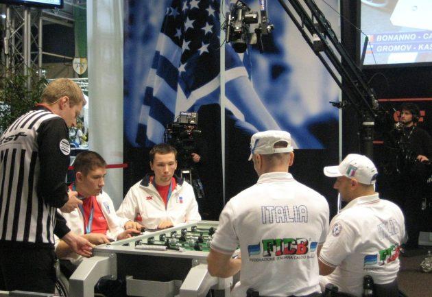 Люди с инвалидностью: Александр Громов, капитан сборной России по disability-кикеру